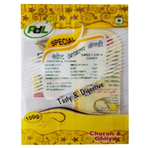 Online Shopping India, Ayurvedic Churan Goli, Sweet Amla Candy, PDL Hitkar,