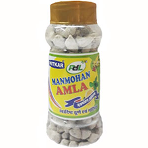 Online Shopping India, Ayurvedic Churan Goli, Hitkar Manmohan Amla Bottle, PDL Hitkar,