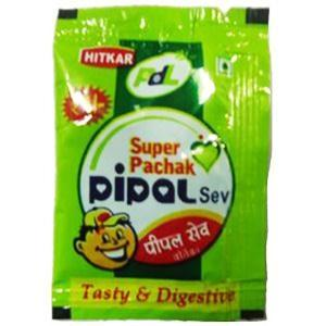 Online Shopping India, Ayurvedic Churan Goli, Pipal Sev Pack of 25(1 Pouch 3 gm), PDL Hitkar,