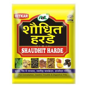 Online Shopping India, Ayurvedic Churan Goli, Shaudhit Harde Pack of 25(1 Pouch 5 gm), PDL Hitkar,