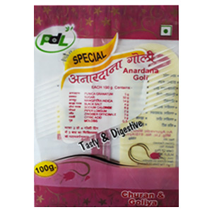 Online Shopping India, Ayurvedic Churan Goli, Anardana Goli, PdL Hitkar,